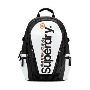 Superdry Batoh White Tarp Backpack