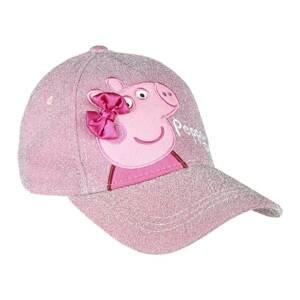 CAP PREMIUM SPARKLY PEPPA PIG