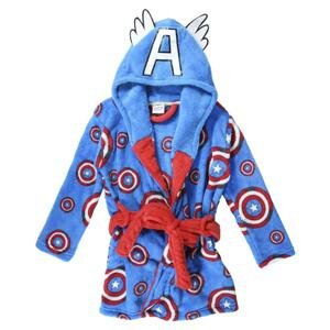 DRESSING GOWN CORAL FLEECE MARVEL