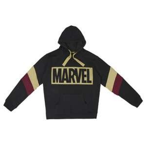 HOODIE COTTON BRUSHED MARVEL