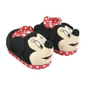 HOUSE SLIPPERS 3D MINNIE