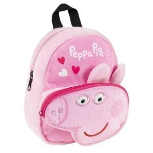 BACKPACK KINDERGARTE CHARACTER TEDDY PEPPA PIG