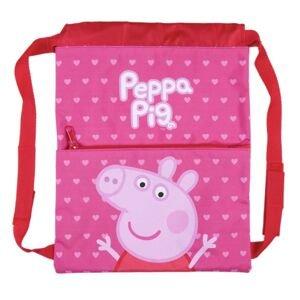 SAKKY BAG BACKPACK PEPPA PIG