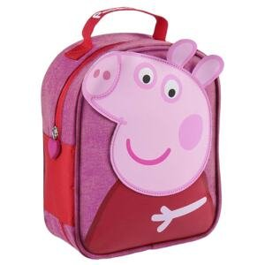 TRAVEL SET LUNCH PEPPA PIG