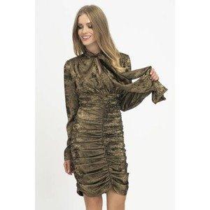 Sugarfree Woman's Dress Cabernet