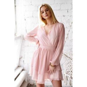 Sugarfree Woman's Dress Karla Pink Dots