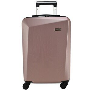 Semiline Woman's ABS Suitcase T5470-1  20 inches