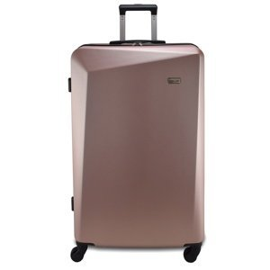 Semiline Woman's ABS Suitcase T5470-3  28 inches