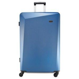 Semiline Unisex's ABS Suitcase T5471-2  24 inches
