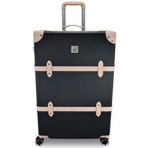 Semiline Unisex's ABS Suitcase P8239-1  28 inches