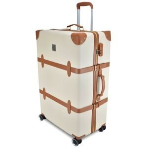 Semiline Unisex's ABS Suitcase P8241-1  28 inches