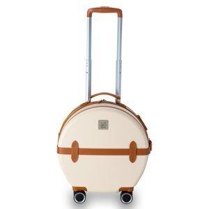 Semiline Unisex's ABS Suitcase P8241-2