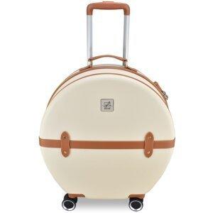 Semiline Unisex's ABS Suitcase P8241-3