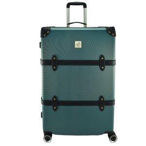 Semiline Unisex's ABS Suitcase P8242-1  28 inches