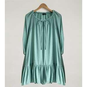 Click Woman's Dress  Mint