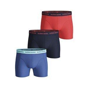 3PACK men's boxers Bjorn Borg multicolored (2111-1160-72841)