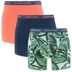3PACK men's boxers Bjorn Borg multicolored (2111-1159-81511)