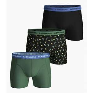 3PACK men's boxers Bjorn Borg multicolored (2111-1158-90651)