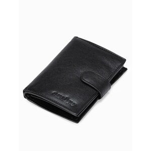Ombre Clothing Men's leather wallet A409