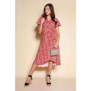 Lanti Woman's Shortsleeve Dress Suk198