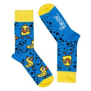 Socks Happy happy ducks (R1A-SOC-0657)