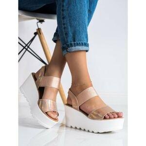 Dámske sandále WEIDE Holographic