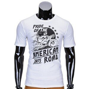Ombre Clothing Men's printed t-shirt S753
