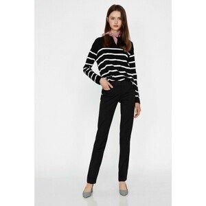 Koton Women's Black Pants