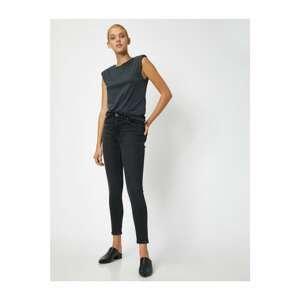 Koton Women's Black Jeans