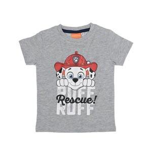 Chlapčenské tričko Paw Patrol Rescue Team