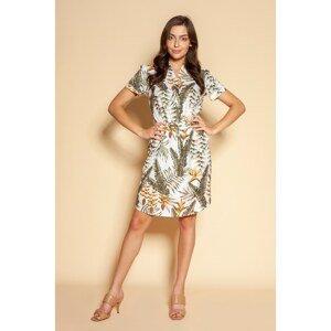 Lanti Woman's Shortsleeve Dress Suk196
