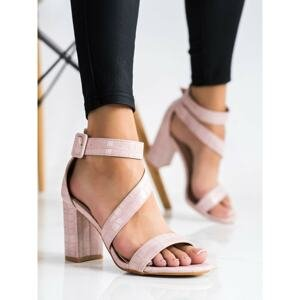 RENDA SANDALS ON THE ECO LEATHER POST
