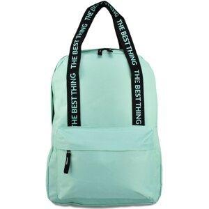 Semiline Woman's Backpack J4684-2