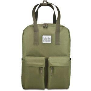 Semiline Unisex's Backpack J4685-2