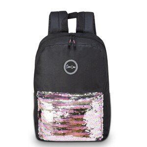 Semiline Woman's Backpack J4687-1