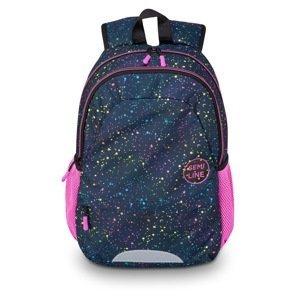 Semiline Woman's Backpack J4680-1