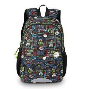 Semiline Unisex's Backpack J4680-3