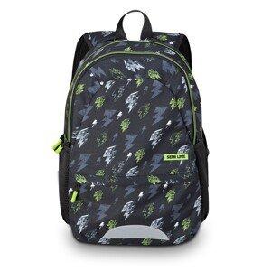 Semiline Unisex's Backpack J4680-4