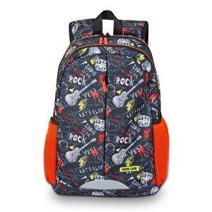 Semiline Unisex's Backpack J4681-7