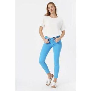 Koton Women's Blue Pants