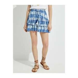 Koton Women's Blue Skirts Skirt