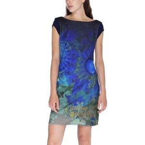 Dámske šaty DESIGUAL Patterned