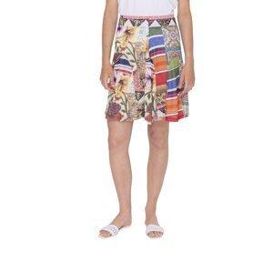 Desigual Sukně Woman Knitted Skirt Knee