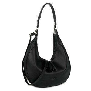 LUIGISANTO Black eco-leather bag