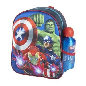 KIDS BACKPACK 3D CON ACCESORIOS AVENGERS
