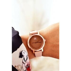 Watch On A Leather Strap Michael John Nude
