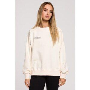 Made Of Emotion Woman's Sweatshirt M613