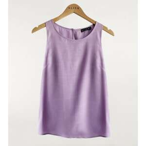 Click Woman's Blouse Azura Lilac