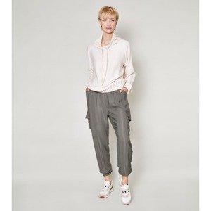 Click Woman's Trousers Melda Khaki