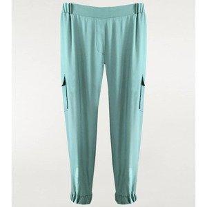 Click Woman's Trousers Melda Mint